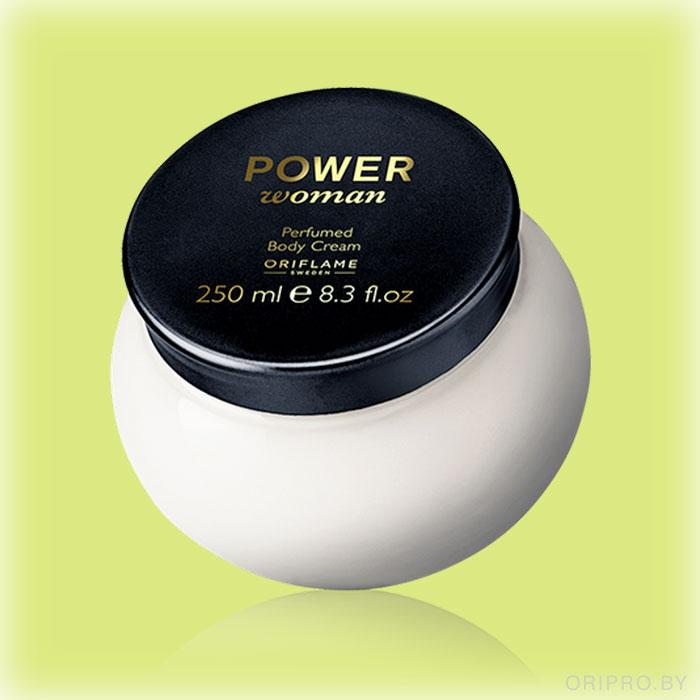 Oriflame Power Woman Perfumed Body Cream